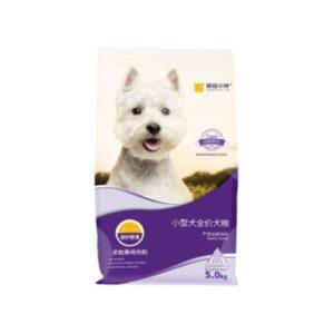 疯狂的小狗通用型狗粮10斤 49元