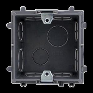 ABB开关插座通用底盒86型暗盒可并联20只装45元(需用券)