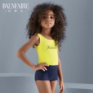BALNEAIRE范德安女童连体泳衣 70.86元