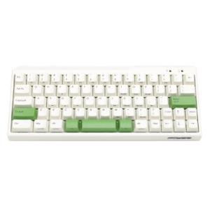 斐尔可(FILCO)FFBT67M/ECW「67MinilaAir」蓝牙无线键盘cherry樱桃机械键盘奶白色茶轴游戏键盘1299元