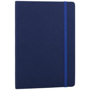 得力(deli)中档款绑带皮面本商务办公记事本笔记本子日记本蓝色22244*2件 24.3元(合12.15元/件)