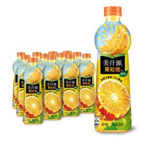 果粒橙橙汁420ml*12瓶*3件 53.15元(合17.72元/件)