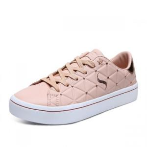 斯凯奇女鞋子街头潮流创意图案板鞋经典百搭女休闲鞋女小白鞋 149元