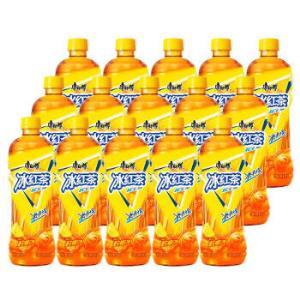 康师傅冰红茶柠檬红茶饮料500ml*15瓶整箱装(新老包装随机发货)    35.5元