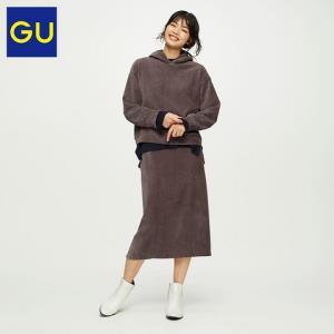 GUGU318179000女士中长款休闲裙子    53.1元