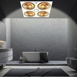 nvc-lighting雷士照明多功能三合一光暖浴霸1100W+凑单品128.8元包邮(需用券)