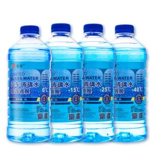 临客0度玻璃水2桶共4升