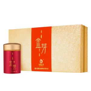 凤牌红茶特级茶叶国礼茶英国皇室礼茶云南滇红茶金芽礼盒150g新茶礼盒 608元