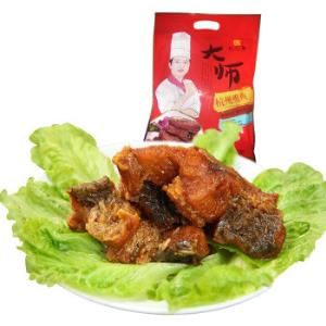 知味观 杭州熏鱼 200g*3件 41.79元(折13.93元/件)