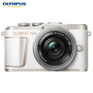 OLYMPUS奥林巴斯E-PL1014-42mmEZ微单电/数码相机套机 4499元