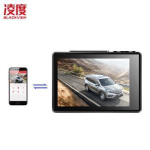 凌度BLACKVIEW行车记录仪V2601296P超高清夜视3英寸OLED触摸屏前后双录手机APPADAS 329元