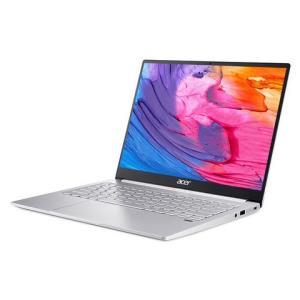 宏�(Acer)新蜂鸟十代酷睿移动超能版轻薄本3:2生产力屏指纹识别笔记本电脑(i5-1035G4/16G/512G)银 4993元