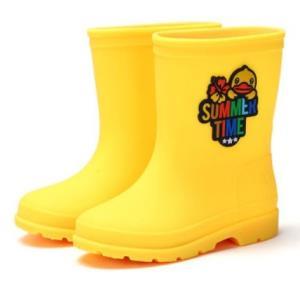 B.Duck儿童小黄鸭雨鞋 20元(需用券)