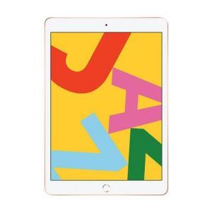 2019新品AppleiPad第7代10.2英寸32GWifi版平板电脑MW762CH/A金色 2469元