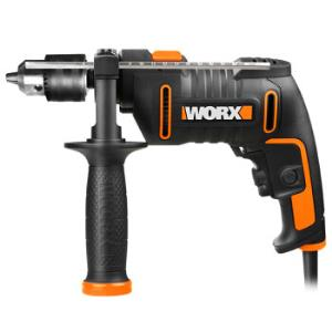 WORX威克士WX317.1家用冲击钻单机版 149元