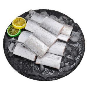 纯色本味冷冻舟山精品带鱼段700g(4日18点,需用券)*4件    121.62元(合30.41元/件)