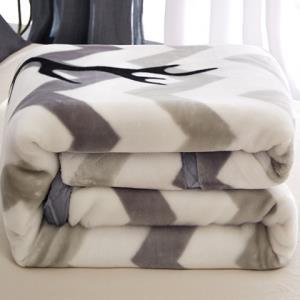 珊瑚绒毯子冬季加厚保暖法兰绒拉舍尔毛毯垫床夏季薄款小被子夏天28元