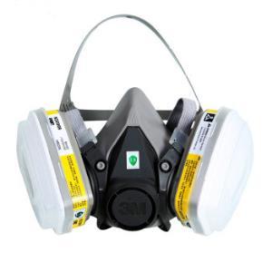 3M口罩6200防毒口罩面具 189元