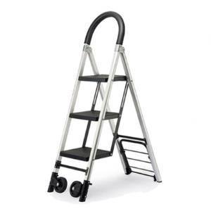 铝立方FW-70B家用折叠三步梯 298元