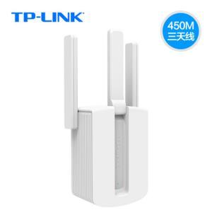 TP-LINK无线放大器WiFi信号扩大器增强接收网络中继wife扩展waifai加强桥接家用路由远距离穿墙大功率tplink 54.9元