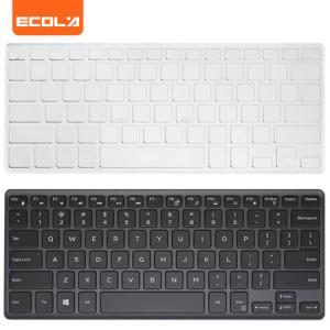 宜客莱(ECOLA)笔记本键盘膜保护膜戴尔337913.3英寸/燃7000-14/15英寸/魔方14/15英寸ED010(透明)9.95元