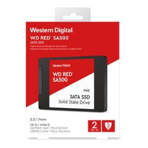 中亚Prime会员:WD西部数据Red系列SA500SATA3NAS固态硬盘1TB 1355.67元含税直邮