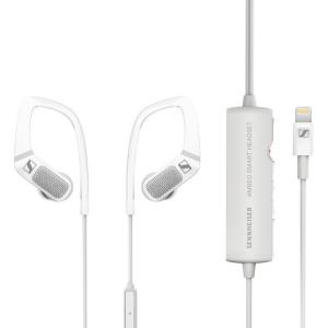 SENNHEISER森海塞尔AMBEOSMARTHEADSET3D录音降噪iOS入耳式耳机 989元(需用券)