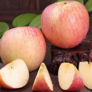 董盈盈山西临猗糖心红富士苹果净果2.5kg(80-85mm)*2件29.8元(合14.9元/件)