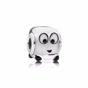 送女友PANDORA潘多拉手链串珠女士手镯珠子串珠白色卡通暖心小物797515159元