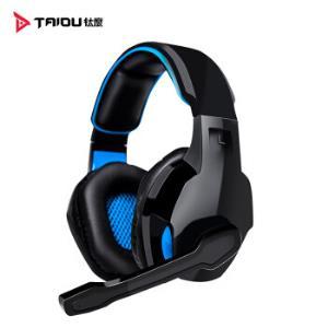 Taidu钛度THS200头戴立体声游戏耳机 59元