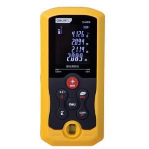 京东PLUS会员:deli得力DL4168手持式激光测距仪 129元