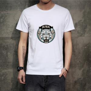 卡门杰斯男士纯棉短袖T恤80多款可选19.9元(需用券)