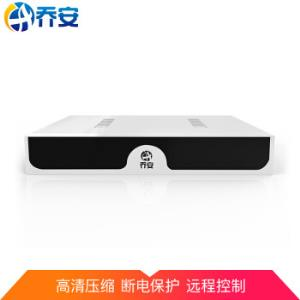 乔安JOOANJA-81088路POE网络硬盘录像机H.2651080P数字高清NVR监控设备套装主机 288元