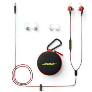 BoseSoundSport耳塞式运动耳机-MFI红色    399元