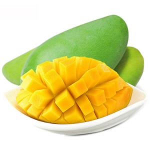 越南新鲜青皮玉芒新鲜热带水果汁水丰富4.5斤5-10个装*2件 35.8元(合17.9元/件)