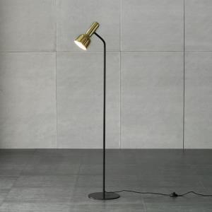 现货/北欧/丹麦Frandsen灯具/简约现代Flex金属镀黄铜落地灯2款    1080元