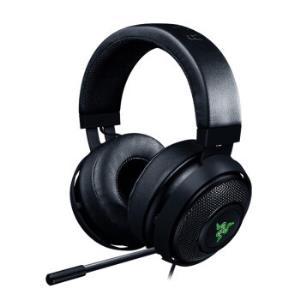 雷蛇(Razer)北海巨妖7.1V2环绕声头戴式耳机电脑游戏吃鸡专用RGB耳麦USB北海巨妖7.1v2-黑色 539元