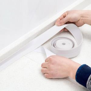 厨房防水防霉墙贴胶带浴室防潮保护贴墙角线贴防撞条墙缝条 9.9元包邮(需用券)