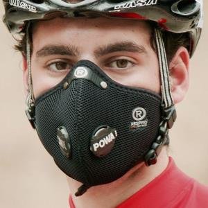 RESPRO防雾霾超轻口罩英国原产跑步骑行防尘面罩PM2.5    266.88元
