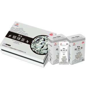 西江xijiang贵州特产西江千户苗寨绿茶雷山银球茶一级绿茶明前茶礼盒装100g    190元