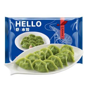 船歌鱼水饺虾水饺348g/袋(火锅食材蒸饺早餐)*3件    117.04元(合39.01元/件)