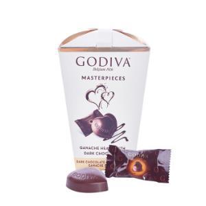 土耳其进口歌帝梵黑巧克力117g糖果零食*3件    227.61元(合75.87元/件)