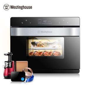 Westinghouse西屋电气WTO-PC3001C多功能蒸烤箱一体机    2380元