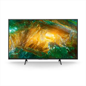 SONY索尼KD-85X8000H液晶电视85英寸 13999元