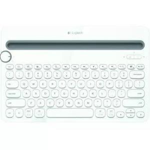 Logitech罗技K480多设备蓝牙键盘129元