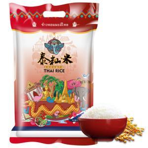 品冠膳食泰国香米真空包装泰籼米2.5KG19.9元(需用券)