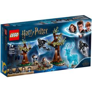 乐高(LEGO)积木哈利波特HarryPotter疾疾护法现身7岁+75945儿童玩具男孩女孩生日礼物114.11元(需用券)
