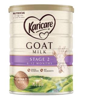 保税直发物流快:新西兰karicare可瑞康婴幼儿配方国宝级绵羊奶2段900g*3罐(合226一罐)679元包邮