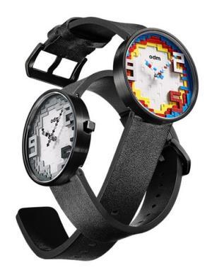 ODM欧迪姆DD166像素创意手表 420元(需用券)