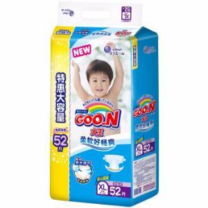 GOO.N大王维E系列婴儿纸尿裤XL号52片*2件